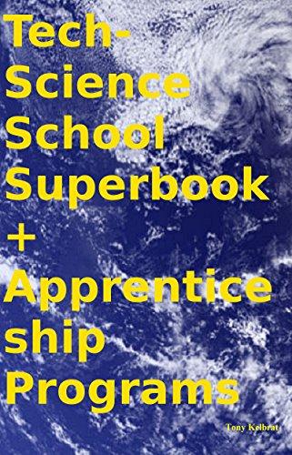 Tech-Science School Superbook + Apprenticeship Programs
