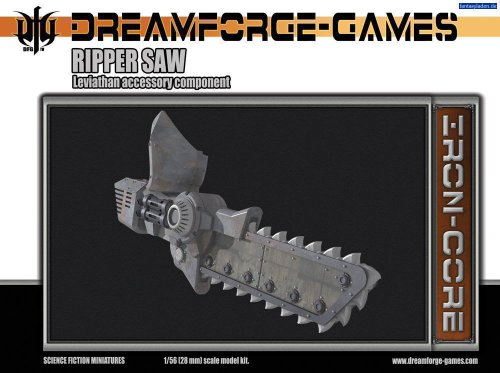 Price comparison product image Leviathan - Ripper Saw MINT / New