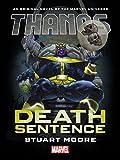 img - for Thanos: Death Sentence Prose Novel book / textbook / text book