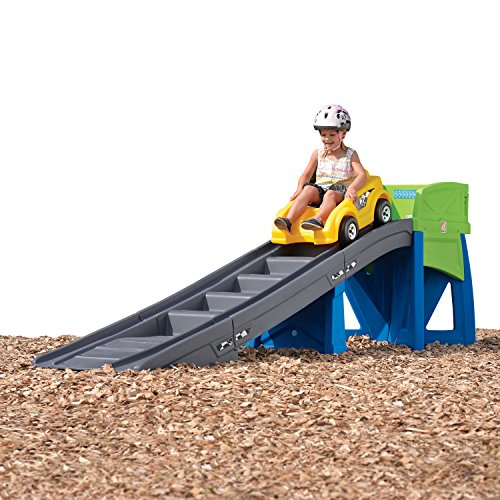 Step2 Extreme Roller Coaster Ride-On Playset by Step2