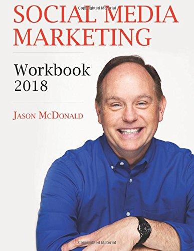 Social Media Marketing Workbook Business product image