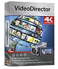 Turn your creative ideas into incredible videos. The VideoDirector will not fail you, even if you have no prior experience in video editing. Its modern and intuitive design makes the creation of videos simple and incredibly fun. Works with al...