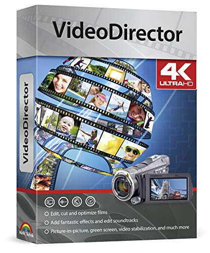 VideoDirector - Edit, Cut and Optimize Videos (Windows Video Editing Software)