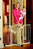 Baby : Regalo Easy Step Extra Wide Walk Thru Gate, 29-44 Inches Wide, White