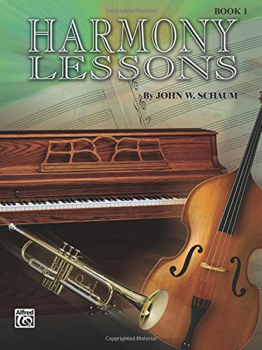 Harmony Lessons, Bk 1: Note Speller 3 (Schaum Method Supplement)