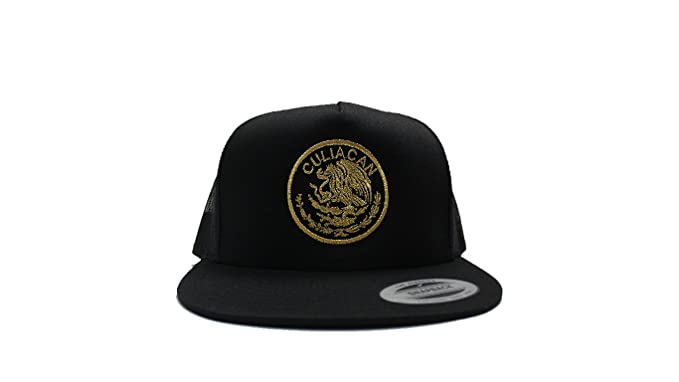 37de32516620e2 The World Of Hats Culiacan Sello Mexicano (Mexican Seal) Mesh ...
