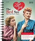 I Love Lucy Engagement Calendar (2015)