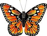 Monarch Butterfly Silk Kite
