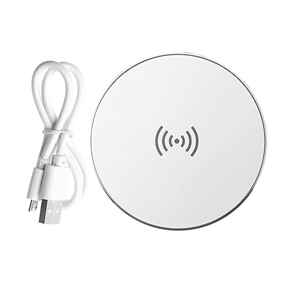 05816246e9b63b Image Unavailable. Image not available for. Color: ShapeW Qi Wireless  Charger ...