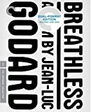 Breathless (Criterion Collection) (Blu-ray + DVD)