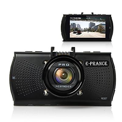 E-PRANCE® Newest B48 Super HD 1296P Car Dash Camera