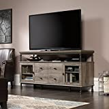 Canal Street Entertainment Credenza 60''W Northern Oak