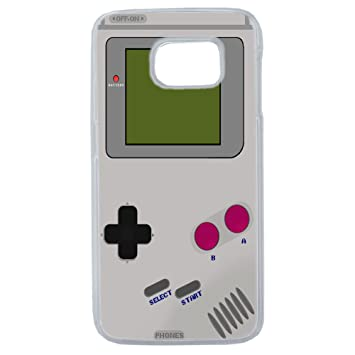 LAPINETTE COQUE-S7-GAME-BOY - Funda Carcasa para Samsung Galaxy S7 diseño Game Boy