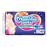 MamyPoko Pants Extra Absorb Diaper Extra Large Size(40 Count)