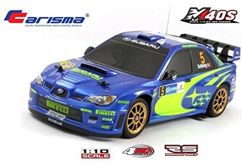 CARISMA 1/10 Subaru Impreza WRC RTR Car (Subaru Impreza Wrc)