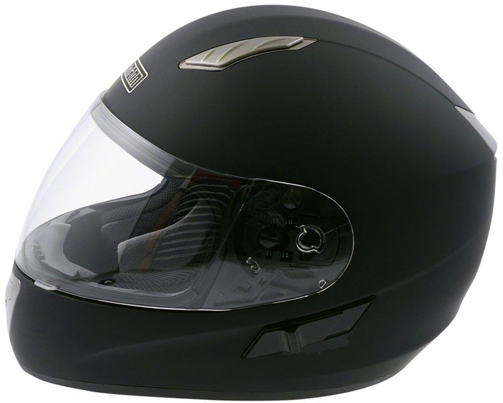 Gr/ö/ße L WACHMANN WA-30 Defensor silber//schwarz matt Integralhelm Rollerhelm Motorradhelm