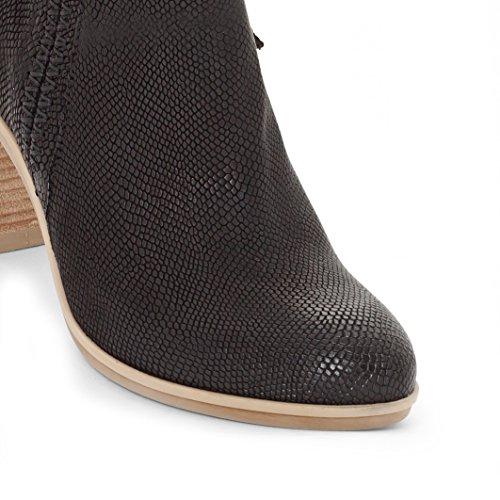 Mjus Donna Boots In Pelle Con Tacco Melody Taglia 41 Nero