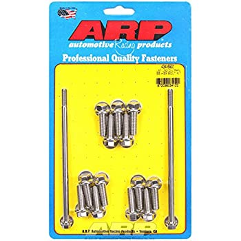 ARP 134-3201 6-Point Water Pump and Thermostat Housing Bolt Kit for Chevy LS1//LS2