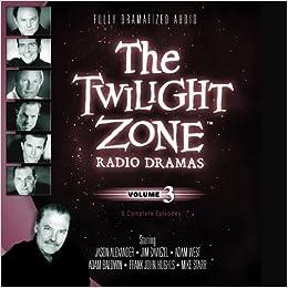 the twilight zone radio dramas volume 3