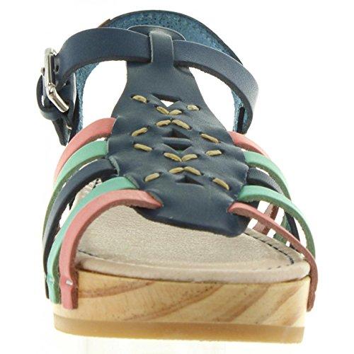 Naval Pgs90079 Sandali Jeans Pepe E Donna 575 Texas Blue Per Bambina xO4Y6zwq