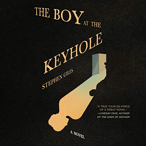 The Boy at the Keyhole by Harlequin Audio