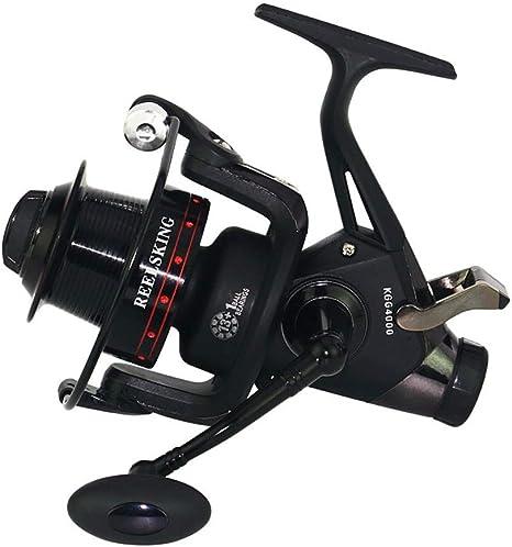 Fishing Rueda Spinning Reel,Relación de Velocidad 5.2: 1 ...