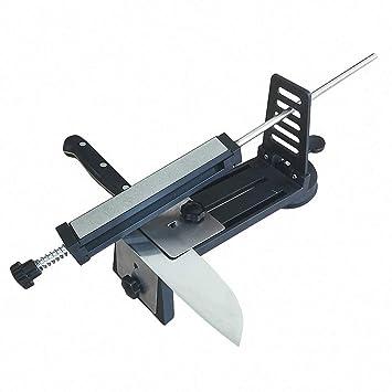 Manual Afilador de cuchillos Afilador de ángulo fijo Afilador de ...