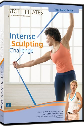 STOTT PILATES Intense Sculpting Challenge (English/French)