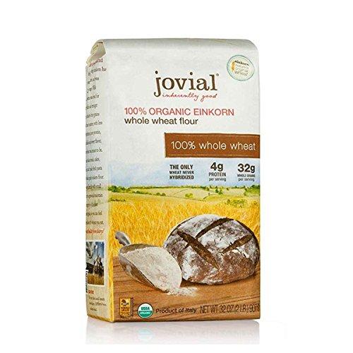 Jovial Flour,Og1,Einkorn Whole Wh 32 Oz (Pack Of 10)