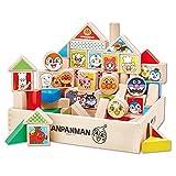 Anpanman first greedy building blocks set premium