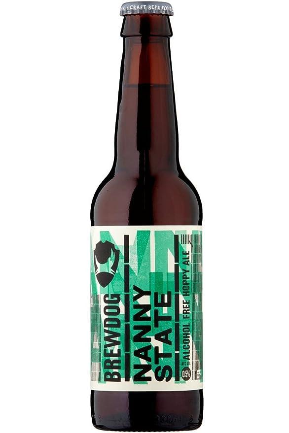 Brewdog Nanny State >> Brewdog Nanny State Alcohol Free 12 X 330 Ml