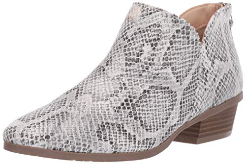 Kenneth Cole REACTION Women's Side Way Ankle Bootie Boot, Natural, 8 M ()