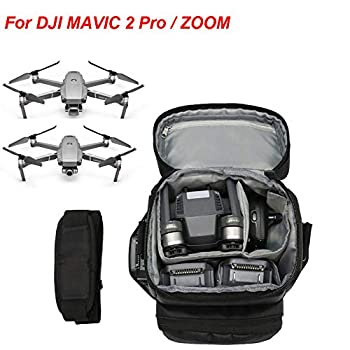 Rucan Portable Carry Storage Shoulder Bag Backpack for DJI Mavic 2 Pro/Zoom Drone