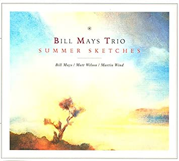 Image result for bill mays trio summer sketches