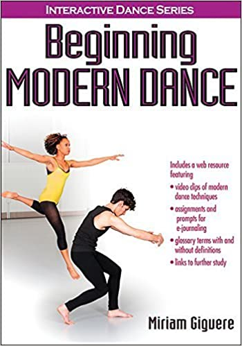 Beginning Modern Dance With Web Resource (Interactive Dance ...