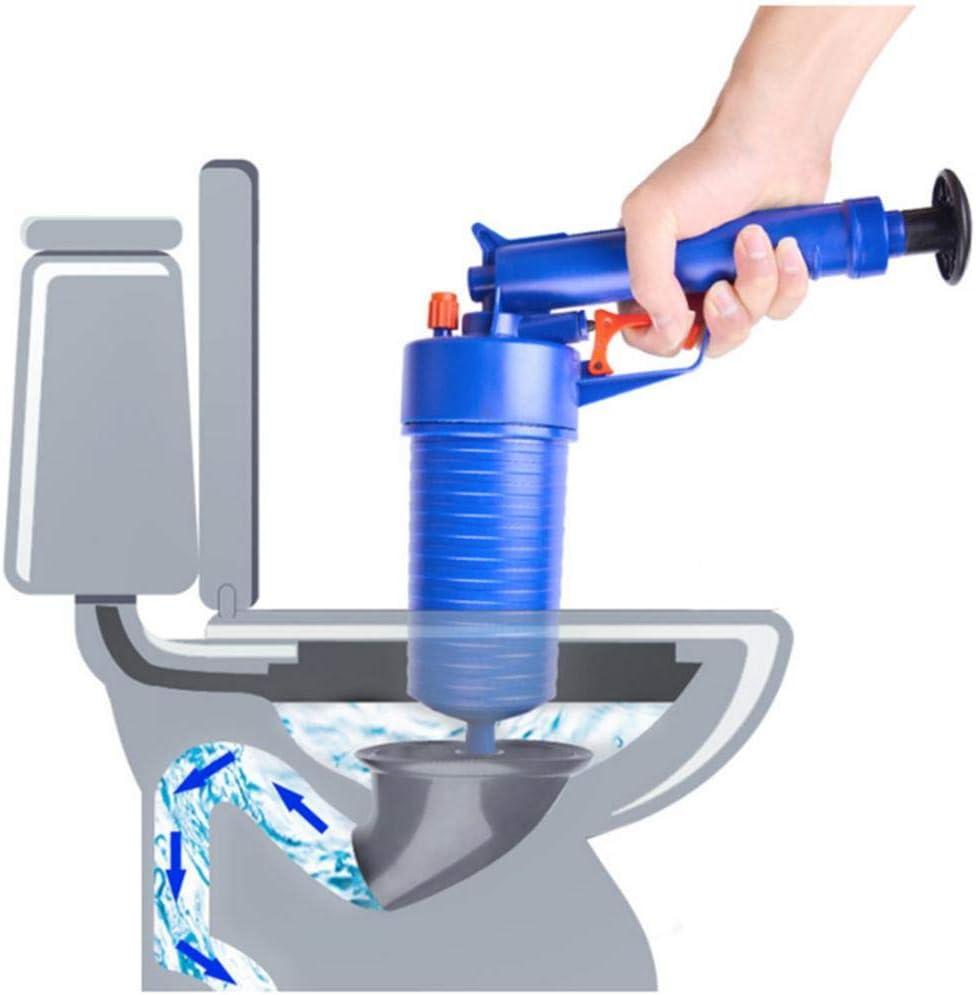desatascador de fregadero Desatascador de inodoro con soporte Kiss me Pressure escurridor de ba/ño desatascador y limpiador de bomba para inodoros