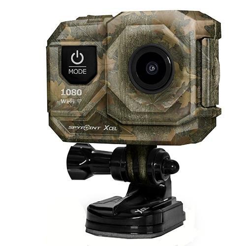 Spypoint Xcel 1080 Action Camera-12MP HD-Camo Action Cameras