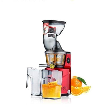 XG-Household Exprimidor casero máquina de Jugo Fresco automático sin escoria Fruta y verdura de