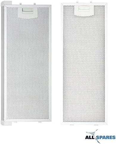 Adecuado para filtros de grasa de metal Siemens/Bosch de AllSpares 352812/00352812/352813/00352813.: Amazon.es: Grandes electrodomésticos