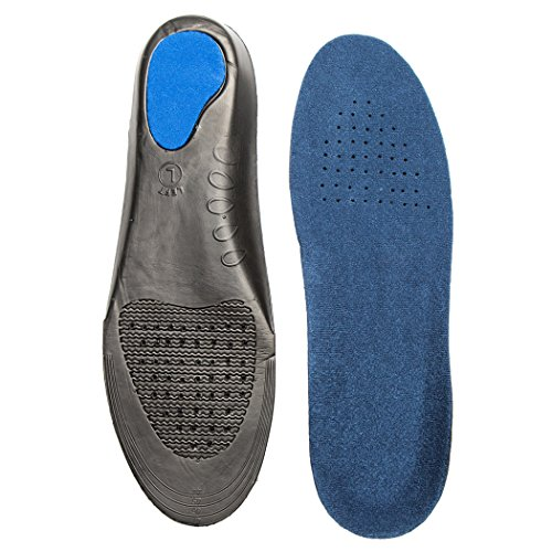 Athletic Arch Support Shoe Insoles, Unisex Adult Sports EVA Pad Insole for Men and Women (Athletic Shoes Arch Support)