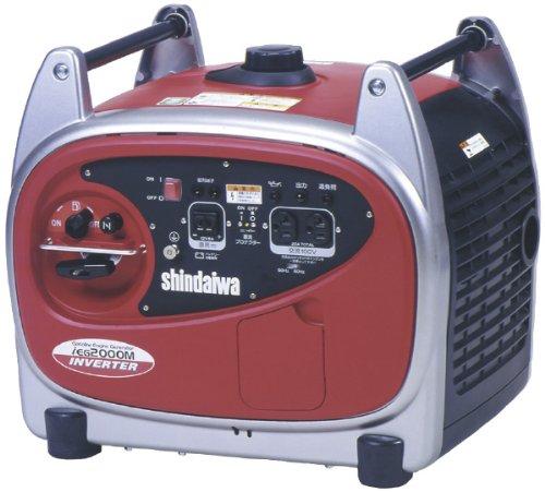 新ダイワ  2.0kVA インバーターエンジン発電機 IEG2000M-Y