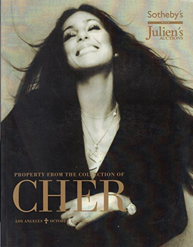 Property From The Collection Of Cher (Los Angeles, October 3 & 4, 2006).
