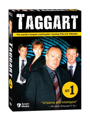 Taggart: Set 1 from Acorn Manufacturing