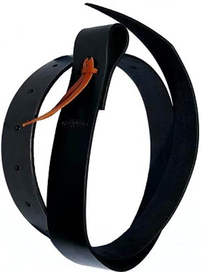 Black California Latigo Leather Strips 6 7 oz 2.4-2.8 mm thick Belts-Dog Collars Hat Bands Straps Choose Widths Up To 94 Inch Length