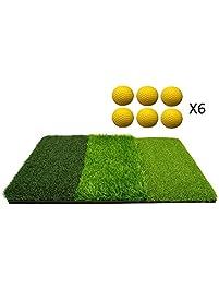 Golf Hitting Mats Amazon Com Golf