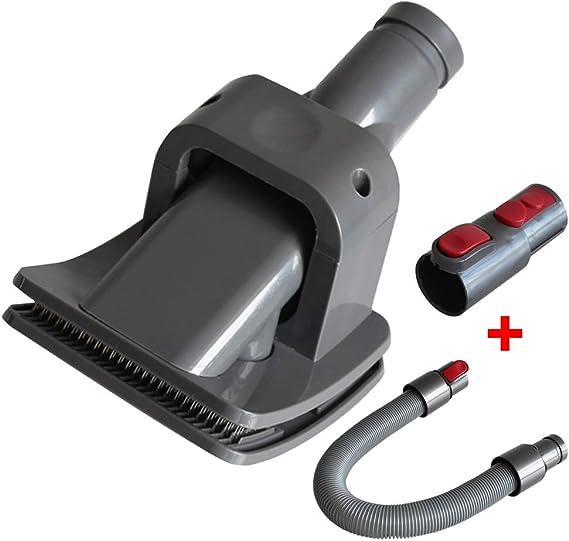 YlRNhe - Kit de Cepillo de Limpieza para Mascotas de ABS para aspiradora Dyson V6 V7 V8 V10: Amazon.es: Productos para mascotas