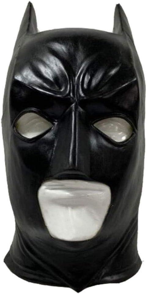 SEJNGF Adultos Batman Dark Knight Full Mask Latex Joker Clown Mask ...