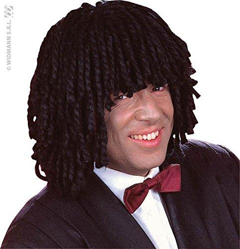 Adult's Black Dreadlocks Wig (Wig Web)