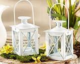 50 White Luminous Mini-Lanterns