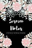 Sermon Notes: A Creative Christian's Guide to